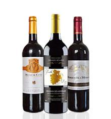 金叶子格里昂红葡萄酒