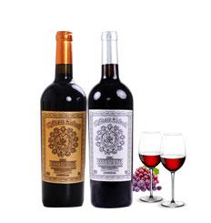 法��阿洛克干�t葡萄酒系列