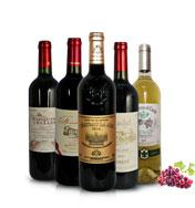 法国拉菲酒堡波尔多原瓶进口
