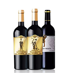 澳洲伯爵红颜葡萄酒