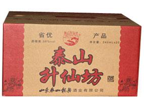 山东泰山龙泉酒业有限公司