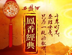 西凤凤香经典系列酒