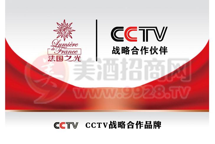 CCTV战略合作品牌