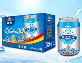 青�u青杰啤酒有限公司
