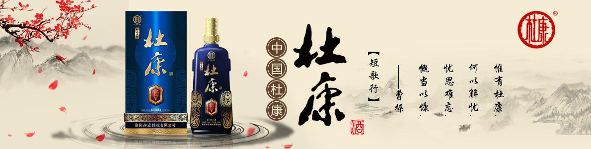 洛阳杜康控股出品杜康封藏全国运营中心