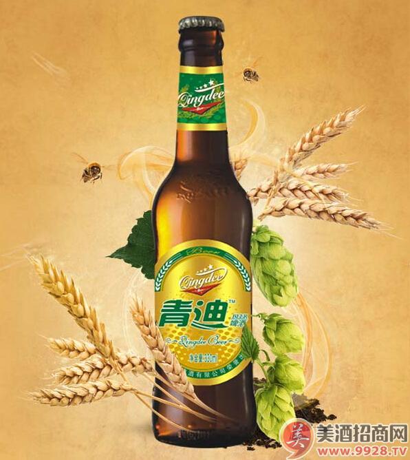 青岛品牌啤酒现向全国诚招代理商