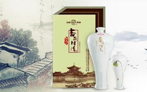 杏花村清酒唐本记具有清香型白酒特点