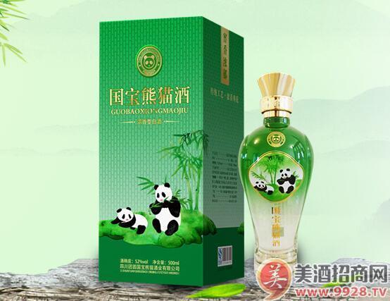 贵州潭露国宝熊猫酒业有限公司将亮相2017成都糖酒会