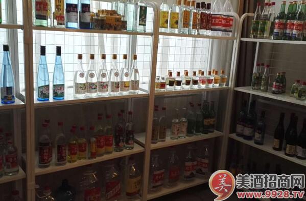 北京崇门楼酒业有限公司产品