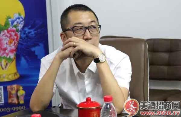 总经理刘洪