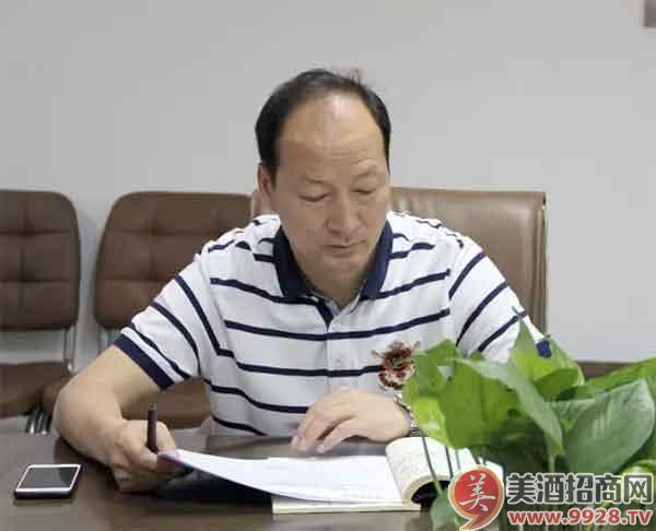 常务副总经理哈学云