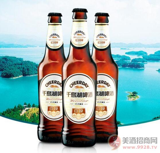 选择加盟千岛湖啤酒的理由