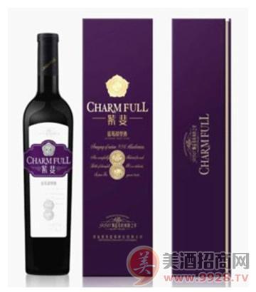 紫斐蓝莓酒甜型