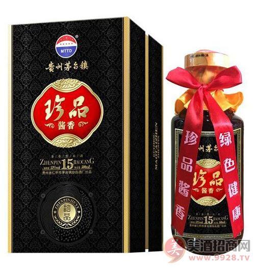 茅台镇珍品酒厂-贵州珍品酒