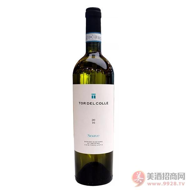 托��山白葡萄酒