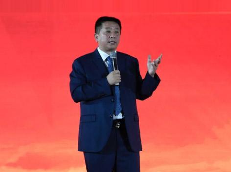天朝上品总裁黄永毅:天朝上品3000家专卖店战略精准落地 深耕大众消费市场