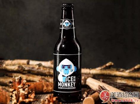 江小白玩出新花样,推出冰猴啤汽饮料!