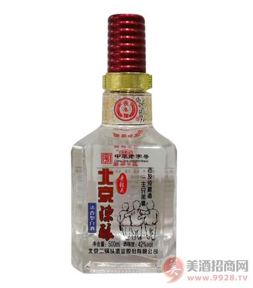 老粮头北京陈酿酒