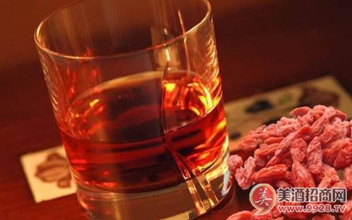 枸杞酒的酿酒流程