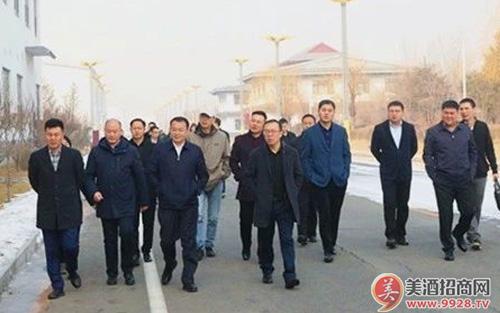 刘汉林调研西丰健康产业公司:拓展产品 稳中求进 以进促稳