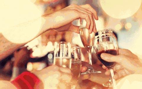 香槟起泡酒推荐:黑桃A黄金版