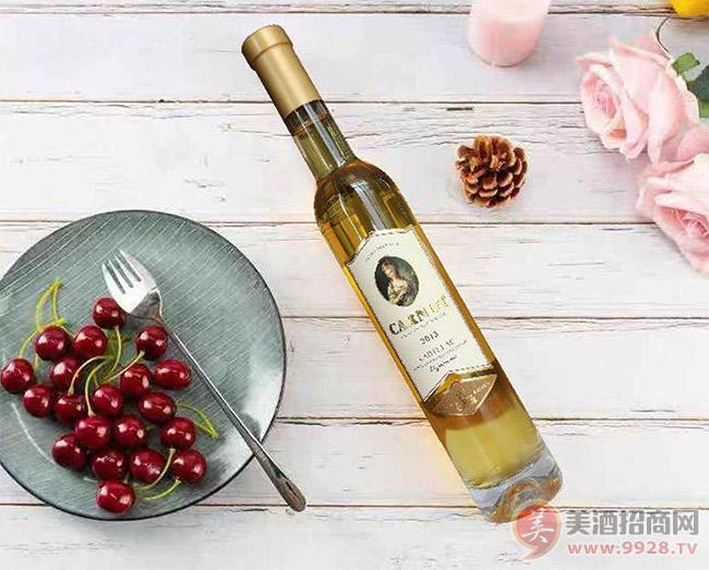 卡诺卡迪亚克贵腐甜白葡萄酒