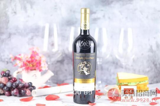 诺萨公爵98分帕萨诺干红葡萄酒