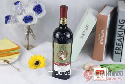 萨诺公爵高维诺半干红葡萄酒