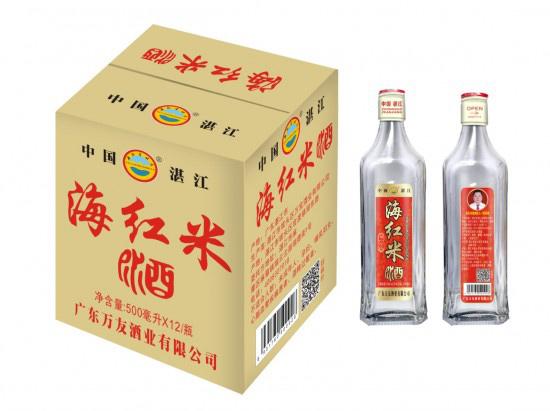 中国海红米酒,千军万酱新品上市热销中