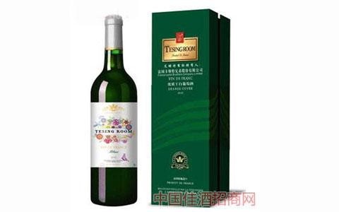 卡斯特葡萄酒的历史