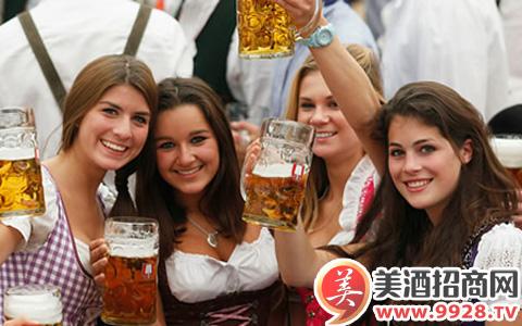 世界上美女最多的啤酒节