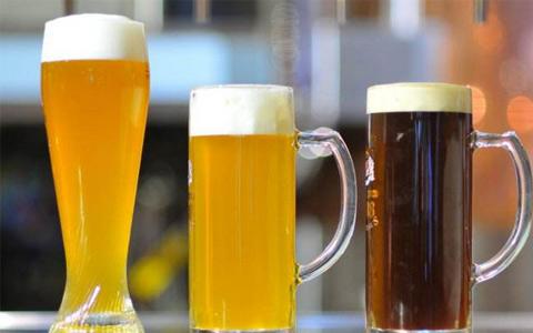 黑啤与白啤有哪些特点?区别在哪里?