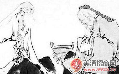 夫无量不及乱:袁宏道仅凭这一句便把孔子称为酒圣