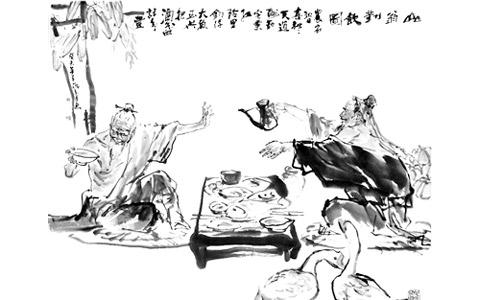 中国人的酒俗文化
