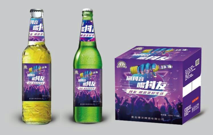 抖友啤酒怎么代理?青岛博洋啤酒有限公司的抖友啤酒怎么样?