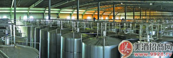内蒙古汉森葡萄酒的酿造工艺