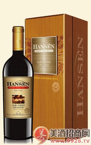 内蒙古汉森葡萄酒的酿造工艺图片