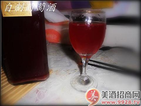家庭葡萄酒的简单酿制方法