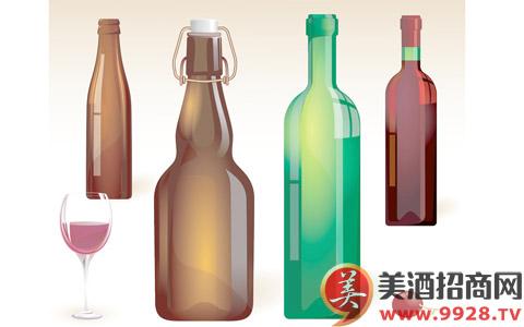 白葡萄酒也用这种勃艮第酒瓶装瓶,说明这款酒很可能经过橡木桶陈酿