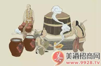 鸡公山白酒的酿造工艺