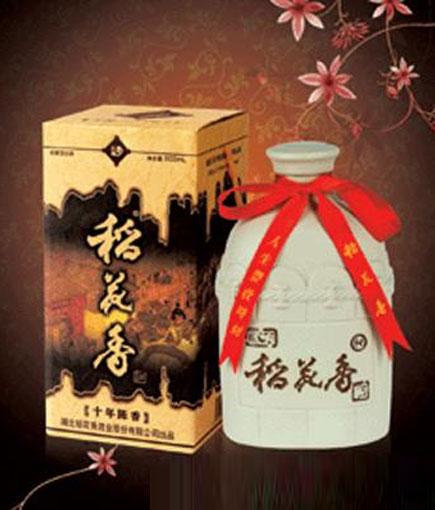 湖北稻花香酒独特的酿酒工艺