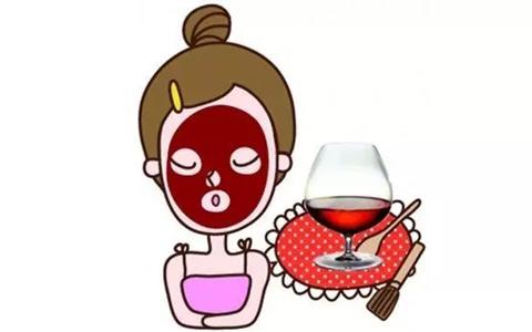 红酒面膜及红酒唇颊露怎么制作?