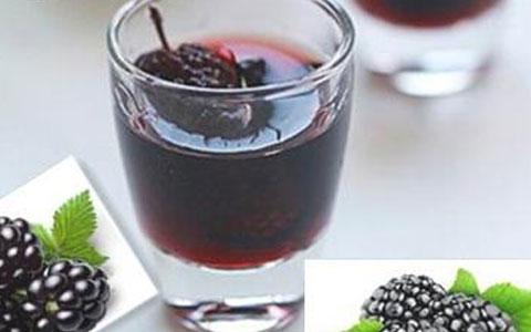 桑葚酒的酿造流程
