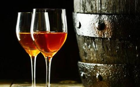 雪莉酒的产区和原料