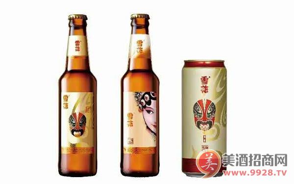 雪花脸谱啤酒的酿造工艺及口感