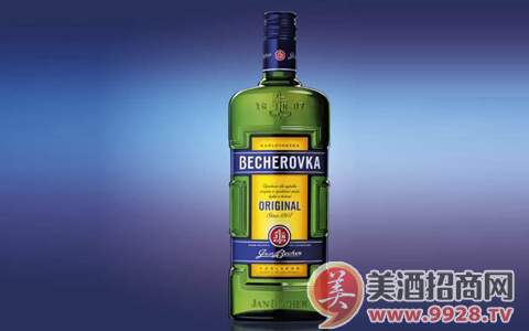 酒历史之捷克国酒冰爵酒