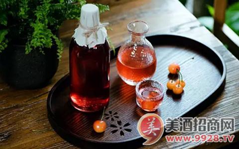 樱桃泡酒该怎么做?樱桃泡酒制作方法