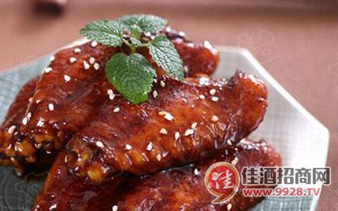 家庭香菇啤酒雞翅怎么做(圖)
