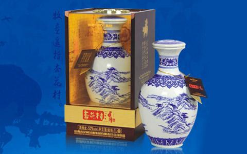 清香型白酒代表之杏花村清酒