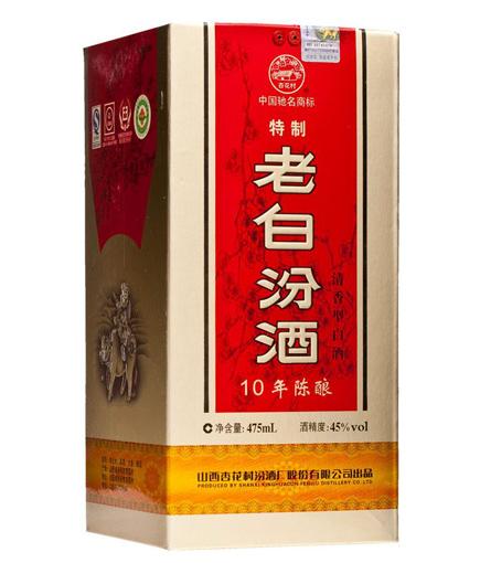汾酒:安全的品牌